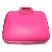 чанта за лаптоп - цикламена