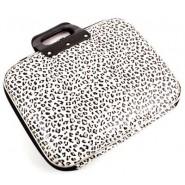 Чанта за лаптоп - леопардов десен