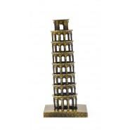 Метална фигурка - Наклонената кула в Пиза