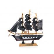 Пиратски кораб - макет