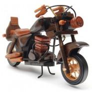 Дървен мотор