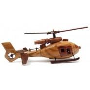 Дървен хеликоптер
