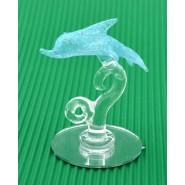 Стъклен делфин