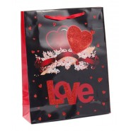 Подаръчна торбичка - LOVE