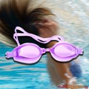 Очила за плуване - едноцветни