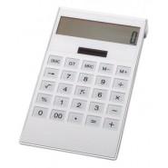 Бял електронен калкулатор