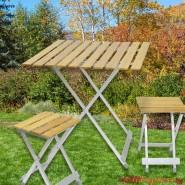 Комплект маса и столове