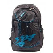 Ученическа раница - черно и синьо