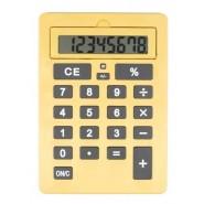 Жълт калкулатор