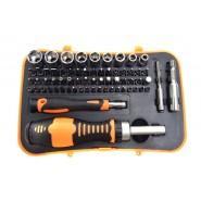 Комплект инструменти с реверсивна отвертка