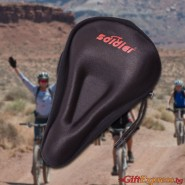 Подложка за седалка на велосипед