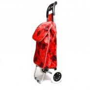 Пазарска количка - рози