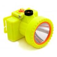 Водоустойчив фенер за глава