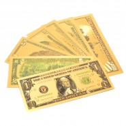 Банкноти за игра - долари