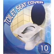 Хартиено покривало за тоалетна чиния