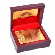 Луксозни карти за игра - евро