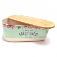 Кутия за хляб с капак