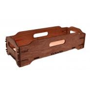 Дървено сандъче - панер
