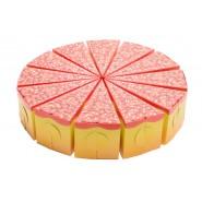 Картонена торта с пръчици