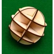 3D топчета за украса - 2 бр