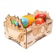 Дървено сандъче - Великден