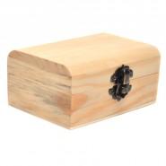 Дървена кутия 12х8х6.5 см