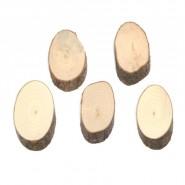 Опаковка 20 бр дървени резени