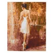 Картина по номера - Балерина, 40х50см