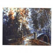 Картина по номера - Есен, 40х50см