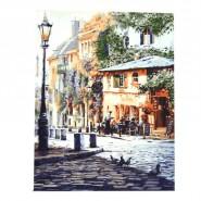Картина по номера - Ресторант, 40х50см