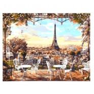 Картина по номера - Париж, 40х50см