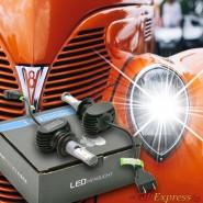 LED крушки за фарове H7