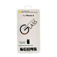 Стъклен протектор iPhone X