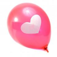 Балони със сърца - 50 бр