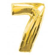 Златен балон - седем