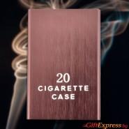 Метална кутия за цигари