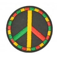 Бродерия за дрехи - символа на мира