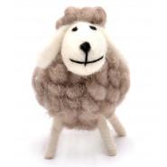 Фигурка на овца от вълна