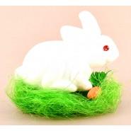 Великденско зайче с морков