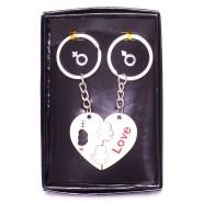 Ключодържател - сърце LOVE