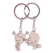 Ключодържател - влюбено момче и момиче