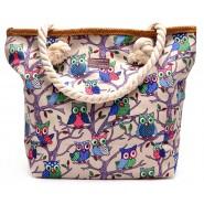 Лятна чанта - бухалчета