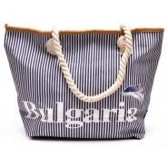 Лятна раирана чанта
