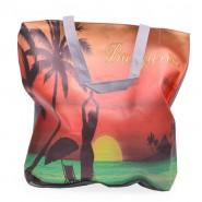 Лятна чанта - морски пейзаж