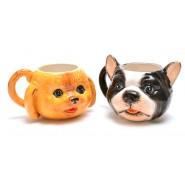 Керамична чаша - кученце