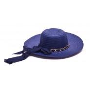 Лятна шапка с панделка