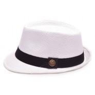 Плетена шапка - бомбе