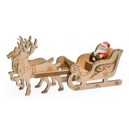Дядо Коледа с шейна