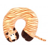 Възглавница за път - тигър