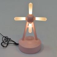 LED лампа - вятърна мелница